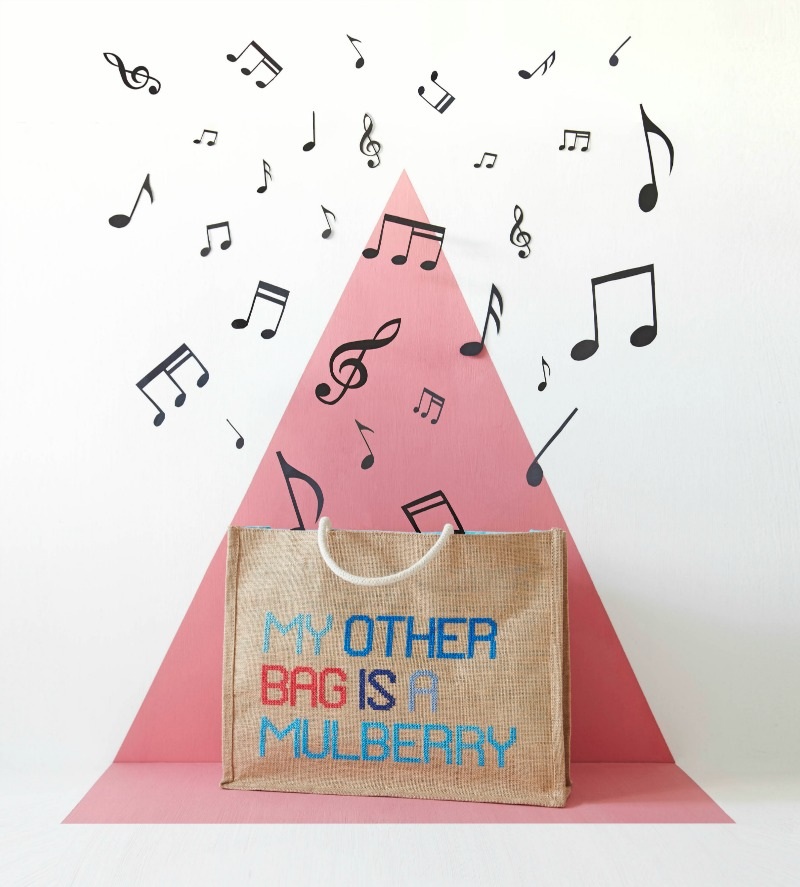 My Other Bag is a Mulberry